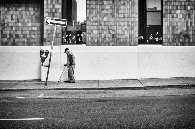 elder homelessness