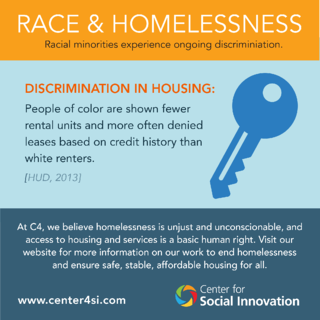 Race and Homelessness: Discrimination in Housing